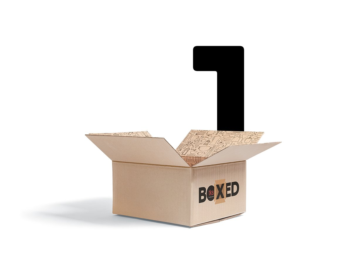 1 Month 1 Box